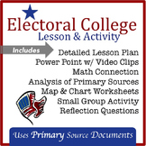Electoral College Activity (Uses Primary Documents!)