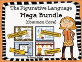 The Figurative Language Mega Bundle (Common Core)