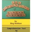 The Fingertips of Duncan Dorfman Test