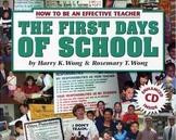 The First Days of School (Enhanced CD Inside)