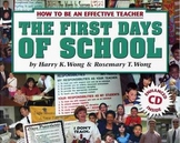 The First Days of School (Enhanced CD Inside)
