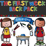 The First Week Back Pack
