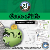 The Game of Life -- Financial Literacy Project