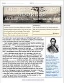 """""""The Gettysburg Address"""" (Handout)"""