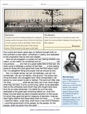 """The Gettysburg Address"" (Handout)"