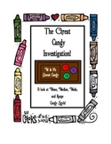 The Great Candy Investigation...Mean, Median, Mode, Range