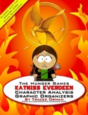 The Hunger Games Character Analysis Common Core Standards