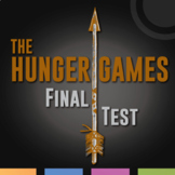 The Hunger Games Final Test: Multiple Question Format