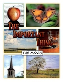 The Important Thing Comic Life Movie ProjectPackage© - Com