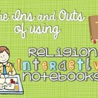 The Ins and Outs of Using a Religion Interactive Notebook