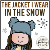 The Jacket I Wear In The Snow {a book study}