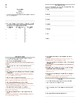 The Landlady by Roald Dahl Complete Lesson Plan Bundle, Wo