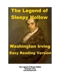 The Legend of Sleepy Hollow - Easy Reading Version