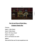 """The Life and Times of Mack Olson"" A Readers Theatre Scrip"