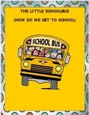 The Little School Bus - Teachers Activities, Handouts, & C
