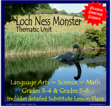 The Loch Ness Monster:  Thematic Unit