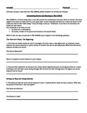 The Lorax Worksheet-Earth Day Activity-Humans and Environm
