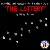 """Activities and Handouts for """"The Lottery"""" by Shirley Jackson"""