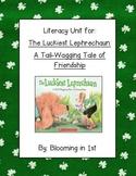 The Luckiest Leprechaun St. Patricks Day Reading Response Unit