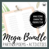 The MEGA Partner Poetry {BUNDLE}