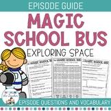 The Magic School Bus DVD Questionnaire - Space