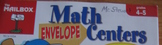 The Mailbox Math Envelope Centers Grades 4-5 (15 centers)