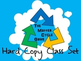 The Matter Cycle Game (Carbon, Water, Nitrogen Cycle Board