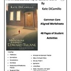 The Miraculous Journey of Edward Tulane 48 Common Core Ali