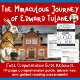 FREE The Miraculous Journey of Edward Tulane Comprehension Guide
