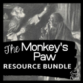 Monkey's Paw Common Core Assessment Practice Questions, Ac