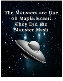 Monsters are Due on Maple St.: They Did the Monster Mash Lesson