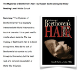 The Mysteries of Beethoven's Hair - Russell Martin