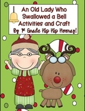 The Old Lady Who Swallowed a Bell...Literacy Activities!