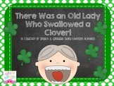 The Old Lady Who Swallowed a Clover {Speech & Language Ext