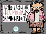 The Old Lady Who Swallowed a Fly Lliteracy Plan