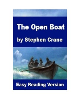 The Open Boat - Stephen Crane - An Easy Reading Version
