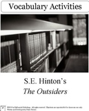 The Outsiders by S.E. Hinton Vocabulary Unit Plan