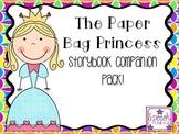 The Paper Bag Princess Storybook Companion Pack!