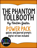 The Phantom Tollbooth by N. Juster Power Pack: 20 Journal