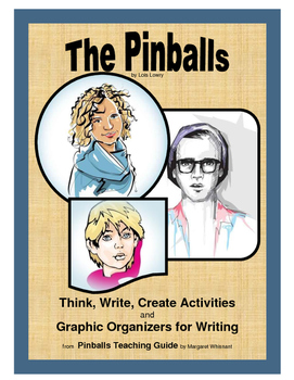 Pinballs  Thinking Skills and Graphic Organizers for Writing