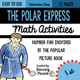 The Polar Express Math Activities: Grade 1