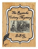 Roanoke Colony Mystery DBQ--CCSS