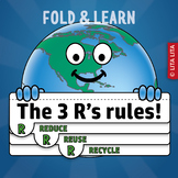 The R's rules! reduce, reuse & recycle,  fold and learn