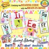 The SECRET STORIES Alphabet!