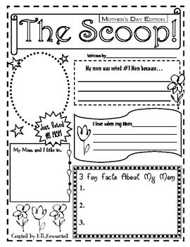 """The Scoop"" Mother's Day Edition"