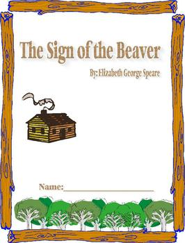 The Sign of the Beaver Literature Circle / Reading Respons