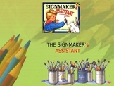 The Signmaker's Assistant HMH Journeys 2nd grade powerpoint