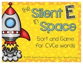 The Silent E in Space - A Long Vowel CVCe Game