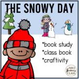 The Snowy Day {a mini book study}