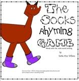 The Socks Rhyming Game